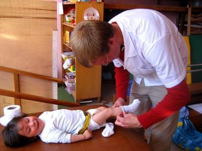 Stages de médecine en soins infirmiers au Pérou