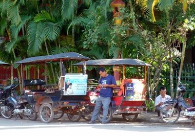 Micro-finance au Cambodge