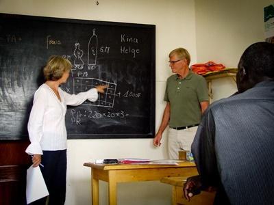 Projet microfinance Afrique