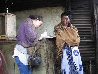 Projet microcredit Afrique