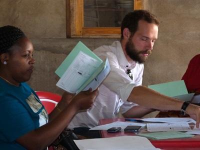 Stage business en Tanzanie