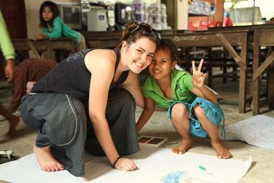 Mission humanitaire bénévole au Cambodge