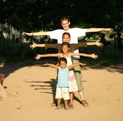 Projet d'aide à l'enfance en Asie