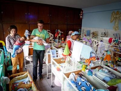 Mission humanitaire en orphelinat en Éthiopie