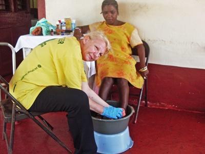 Aide sociale en Jamaïque