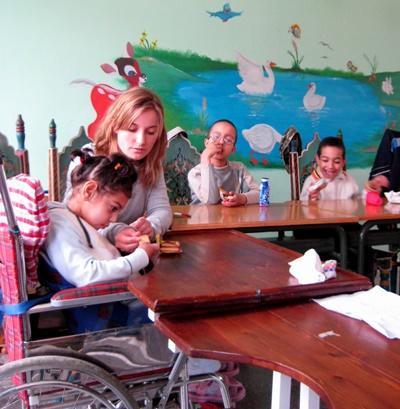 Mission humanitaire au Maroc