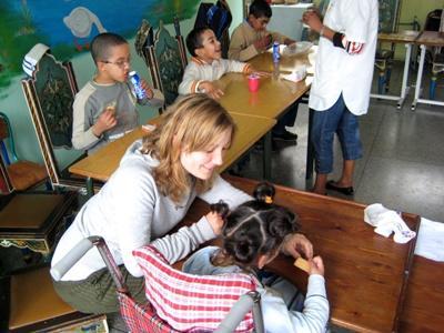 Volontariat auprès des populations démunies au Maghreb