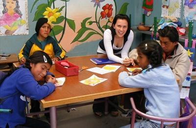 Missions humanitaires au Pérou