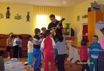 Mission humanitaire en Roumanie