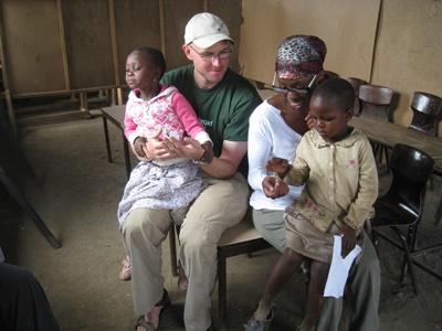 Action solidaire en Tanzanie