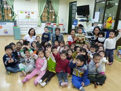 Aide bénévole enfants