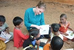 Volunteer in India: Care