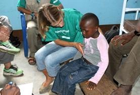 Action humanitaire Togo: VIH/SIDA