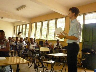 Avocats volontaires en ONG au Togo