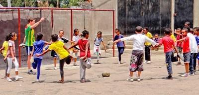 Volontariat international enseignement Éthiopie