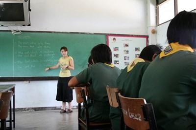 Formation des adultes en Thailande