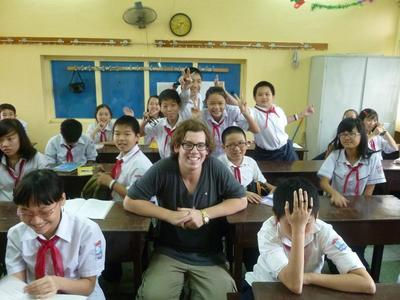 Mission d'enseignement des langues au Vietnam