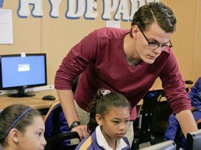 Projet humanitaire enseignement Afrique du Sud