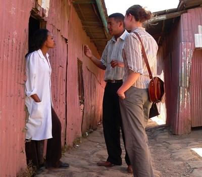 Volontariat journalisme Afrique