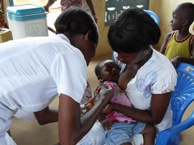 Mission humanitaire infirmière au Ghana