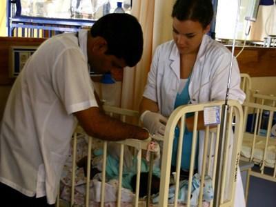 Aide humanitaire infirmiers Pérou