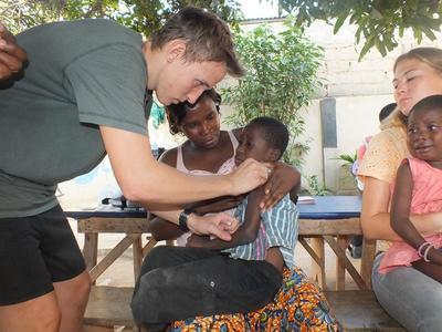 Médecin humanitaire au Togo