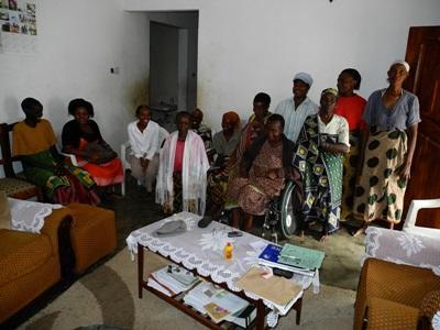 Projet développement communautaire Afrique