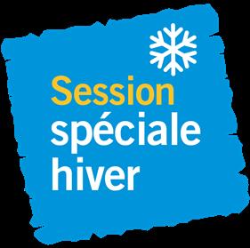 Session spéciale hiver
