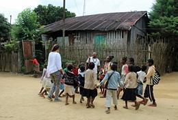 Volontariat d'hiver en <br />humanitaire et écovolontariat