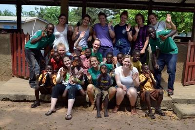 Medicine in Ghana Winter Break Trip with Projects Abroad