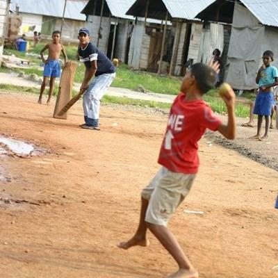 Projects Abroad Volunteer School Sports Project in Sri Lanka