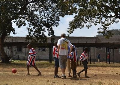 Volunteer abroad as a coach in Tanzania