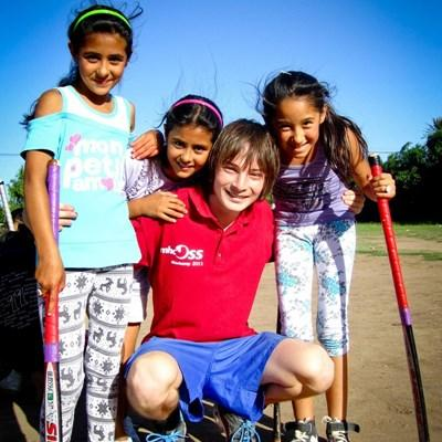 Volunteer in Argentina as a Sports Coach with Projects Abroad