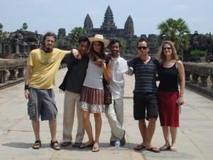 Cambodia, Projects Abroad in Cambodia - Angkor Wat