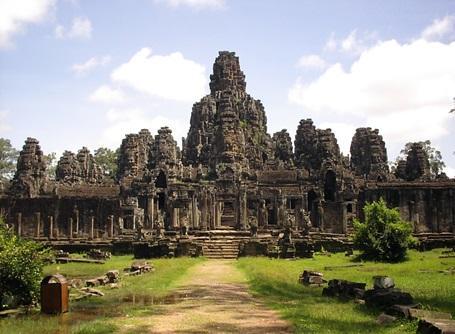 Volontariat Cambodge