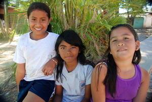 Children in Costa Rica