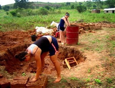 Community building in Africa