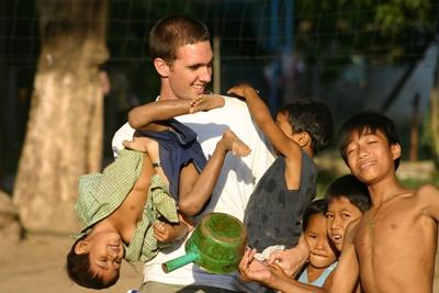 Volunteer on a Care project in Cambodia with Projects Abroad