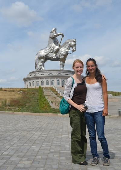 Volunteers in Mongolia with Projects Abroad