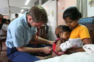 Medical internship opportunities in Asia