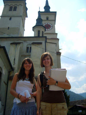 Internship opportunities in Eastern Europe