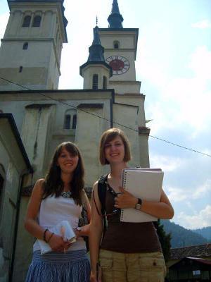 Internship opportunities in Eastern Europe