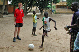 Projects Abroad France - Encadrament Sportif Ghana