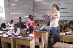 Projects Abroad France - Enseignement Sénégal