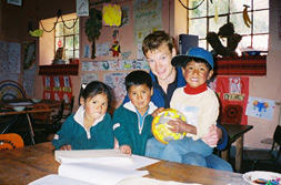 Projects Abroad France - Mission Caritative Bolivie
