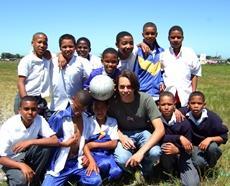 Mission de volontariat en Afrique du Sud pendant la coupe du monde