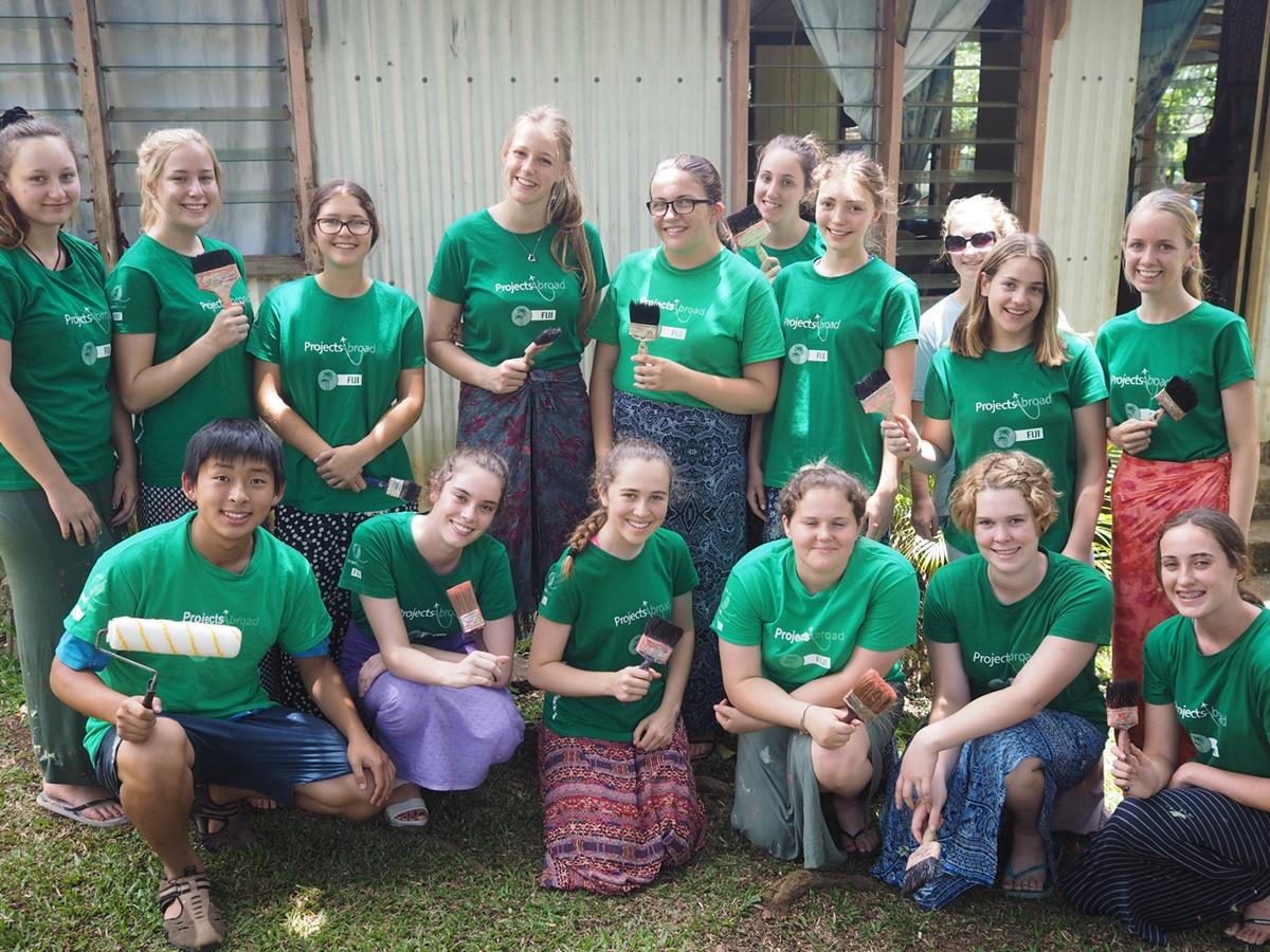 summer volunteer programs abroad for students projects abroad