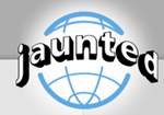 Jaunted website logo