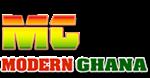 Modern Ghana website logo