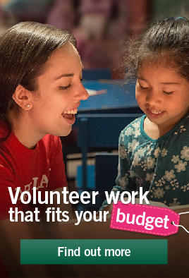 Volunteering On a Budget